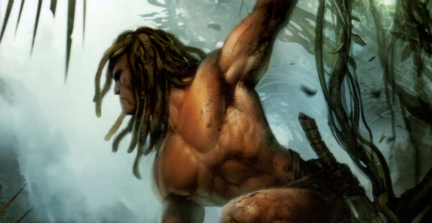 Tarzan 3d movie 2016 Alexander Skarsgard