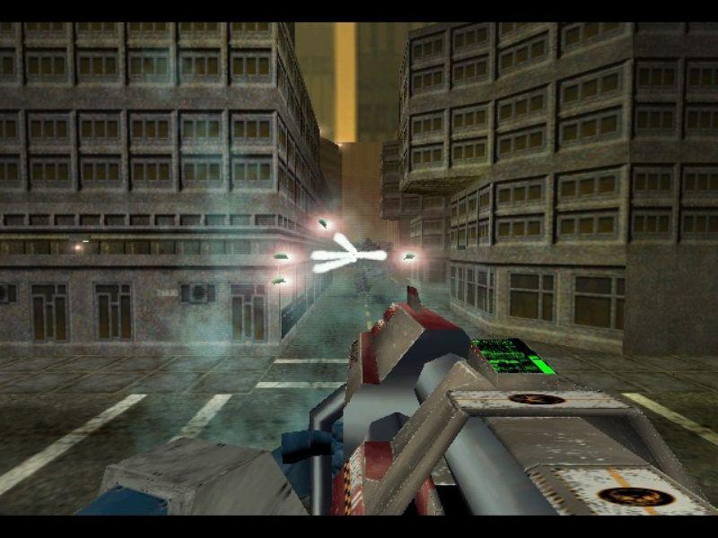 Shogo screenshot