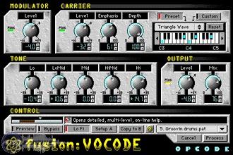 fusion: VOCODE   Virtual Urth